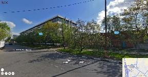 """Внешний вид на здание """"Каширское шоссе, д. 1, корп. 2"""""""