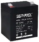 <b>Аккумулятор 12В, 4.5А×ч</b><br/>Передний вид