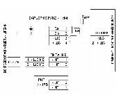<b>«Барьер Корунд1ИМ»</b><br/>Включение в шлейф прибора с питанием от внешнего РИП ППУ «АСОТ 1-СИ», ППК «СИГНАЛ 20» («Болид») и других ППК