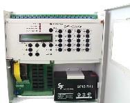 <b>ППКОП019-10/20-1 «Корунд20-СИ» (20ШС, RS-485)</b><br/>Разъёмы подключений