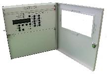<b>ППКОП019-10/20-1 «Корунд20-СИ» исп.01 (10ШС, RS-485)</b><br/>Вид с открытой дверцей
