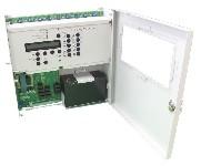 <b>ППКОП019-10/20-1 «Корунд20-СИ» исп.01 (10ШС, RS-485)</b><br/>Вид со снятыми крышками и аккумулятором