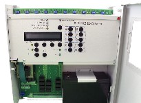 <b>ППКОП019-10/20-1 «Корунд20-СИ» исп.01 (10ШС, RS-485)</b><br/>Разъёмы подключений