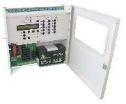 <b>ППКОП019-10/20-1 «Корунд20-СИ» исп.02 (15ШС, RS-485)</b><br/>Вид со снятыми крышками и аккумулятором