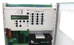 <b>ППКОП019-10/20-1 «Корунд20-СИ» исп.02 (15ШС, RS-485)</b><br/>Разъёмы подключений