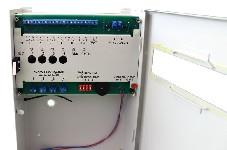 <b>ППКОП019-4-1 «Корунд2/4-СИ» исп.04 (4ШС)</b><br/>Разъёмы подключений