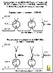 <b>«МАК-ДМ»ИБисп.01 ИП101-18-А2RИБисп.01</b><br/>Схема включения «МАК-ДМ» ИБ исп.01 в шлейф ППКОП «Корунд 2/4-СИ» исп.02 КЦЦ, исп.04 КЦЦ, ППКОП «Корунд 20-СИ» всех исполнений