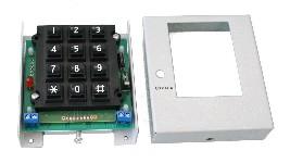 <b>Шифрустройство «ШУ2»</b><br/>Блок дешифратора (БДШ) со снятой крышкой