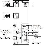 <b>ППКОП «Сигнал2/4-СИ» исп.02 (2ШС, КЦЦ)</b><br/>Общая схема подключения