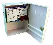<b>ППКОП «Сигнал2/4-СИ» исп.04 (4ШС)</b><br/>Вид с открытой дверцей
