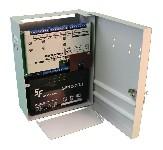 <b>ППКОП «Сигнал2/4-СИ» исп.04 (4ШС)</b><br/>Вид со снятой крышкой и аккумулятором
