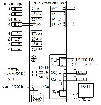 <b>ППКОП «Сигнал2/4-СИ» исп.04 (4ШС, КЦЦ)</b><br/>Общая схема подключения