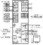 <b>ППКОП «Сигнал2/4-СИ» исп.05 (4ШС, КЦЦ, RS-485)</b><br/>Общая схема подключения