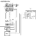 <b>СПИ «Сирень-СИ»</b><br/>Схема подключения радиомодема