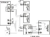 <b>«Адаптер-СИ»</b><br/>Схема подключения вариант №1